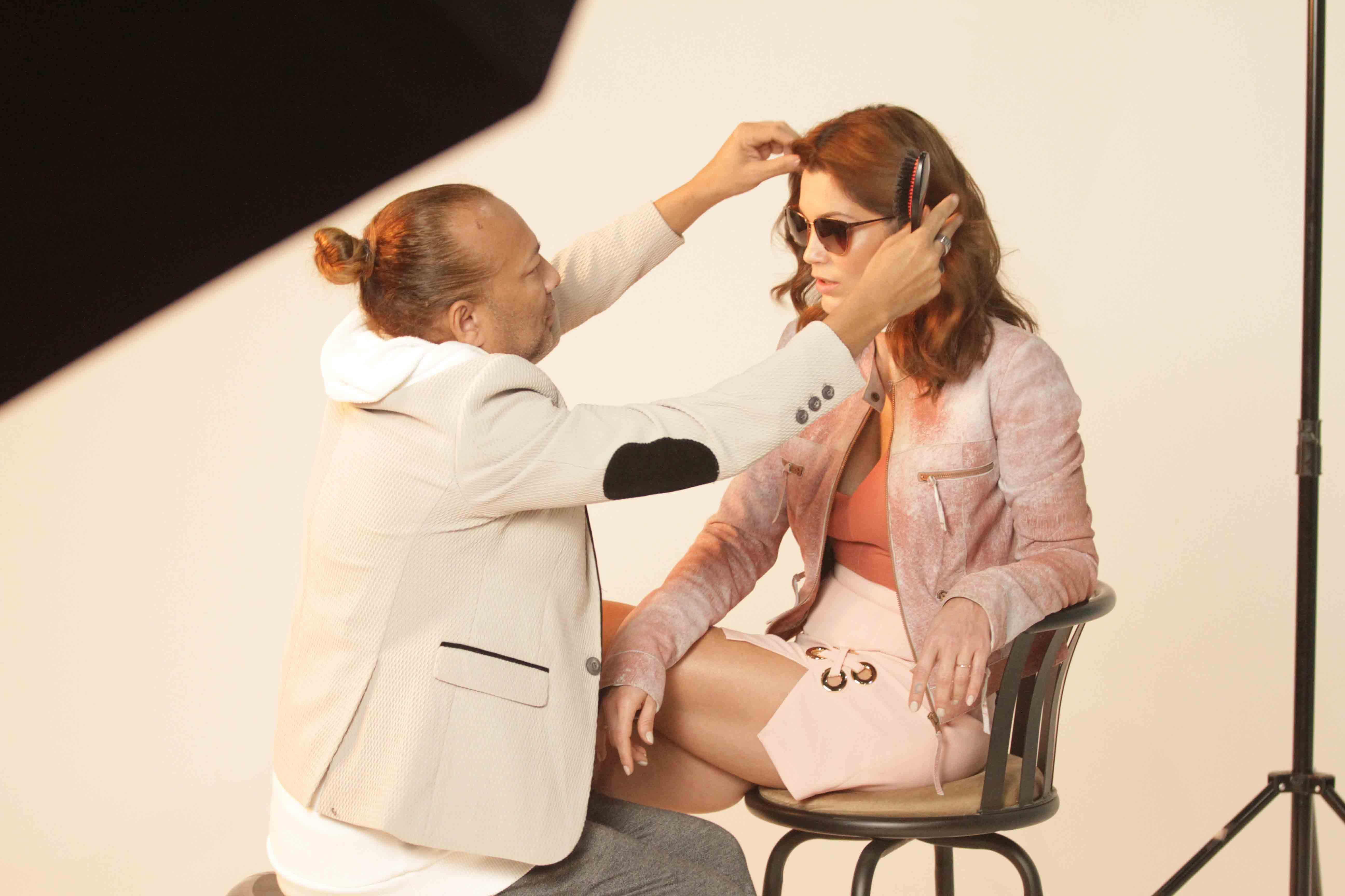 Flavia Alessandra posa para campanha de óculos. Por. Sonia Lago 6aa0126308